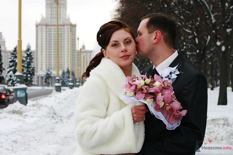 Фото 65586 в коллекции Татьяна и Вадим - Фотограф Настя Лахина