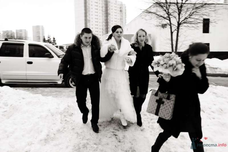 Фото 65593 в коллекции Татьяна и Вадим - Фотограф Настя Лахина