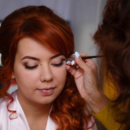 Обучение макияжу для невест