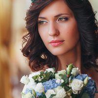 """Макияж в стиле Рустик,специально для агентства по организации свадеб """"Свадебный Вихрь"""", совместно с  салоном свадебной и вечерней моды """"Oksana Mukha"""""""