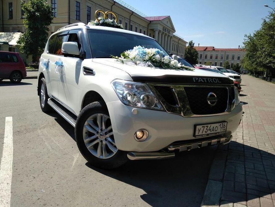 Аренда автомобиля Nissan Patrol, цена за 1 час