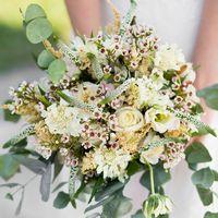 Букет невесты Фото: Ксения Шерстнева ()