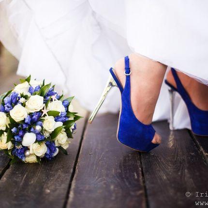 Составление букета невесты