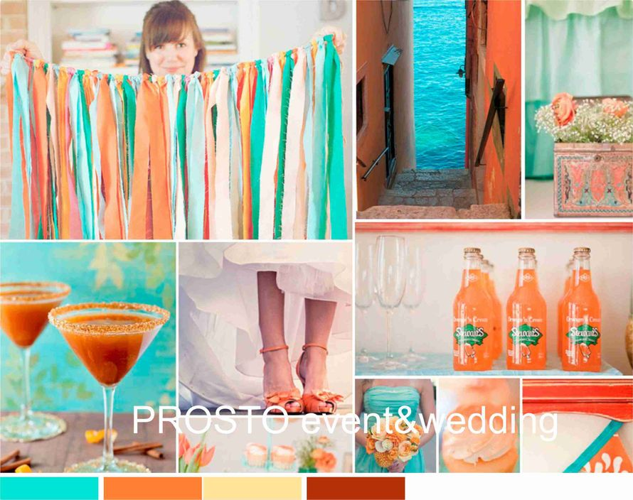 Персиковый сад - фото 5617880 Свадебное агентство Prosto event and wedding