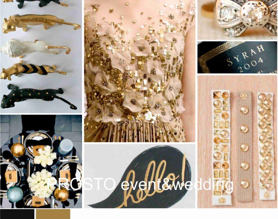 Черное золото - фото 5617916 Свадебное агентство Prosto event and wedding