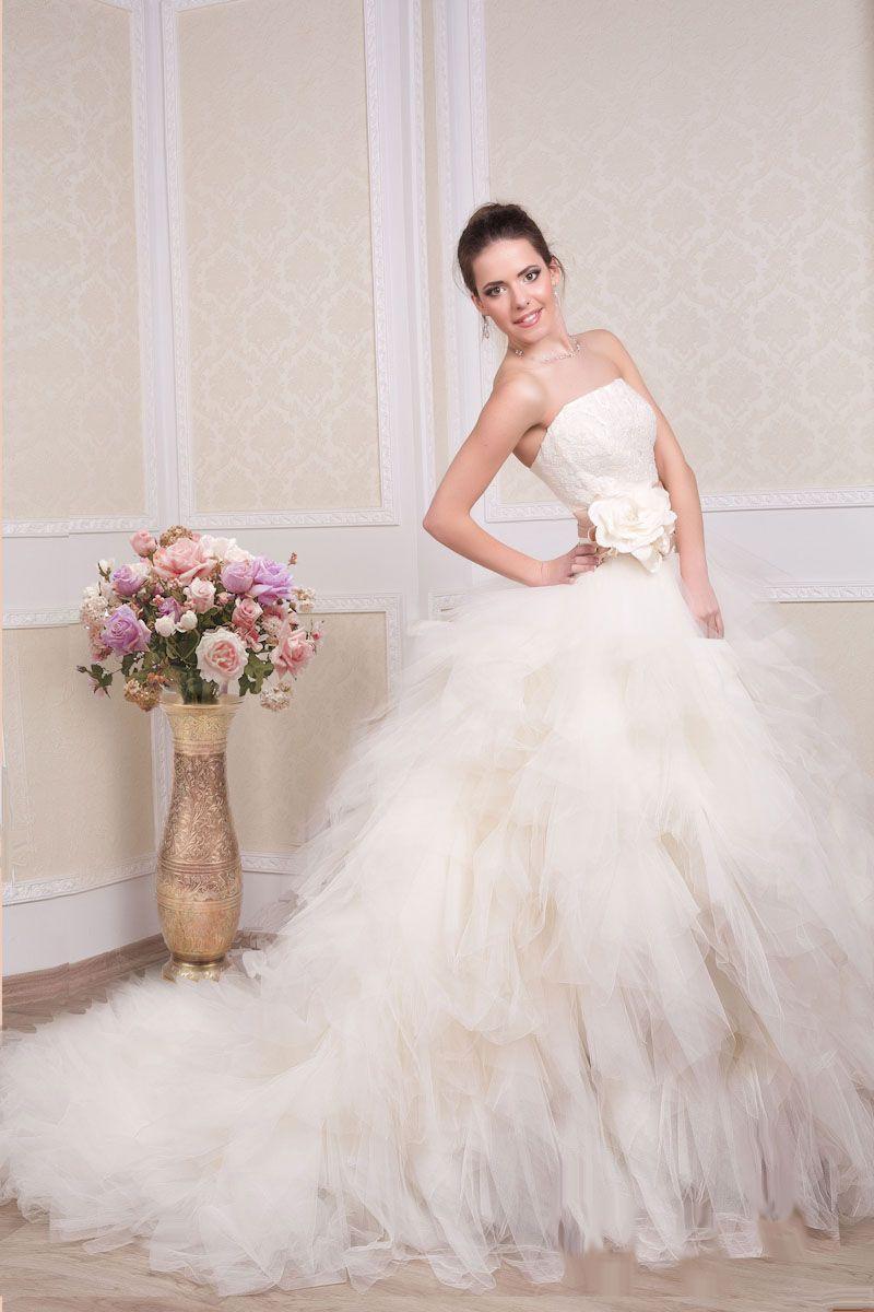 """Фото 869277 в коллекции Свадебные платья в наличии и под заказ ! - Свадебный салон-прокат """"Невеста"""""""