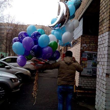 Охапка шаров