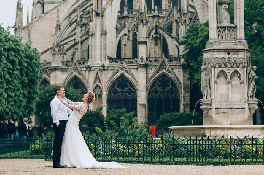 Фото 5620820 в коллекции Свадьба Томаса и Лизы в Париже - dimafinko