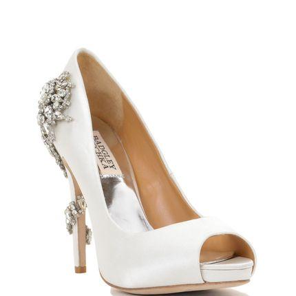 Свадебные туфли Badgley Mischka Royal