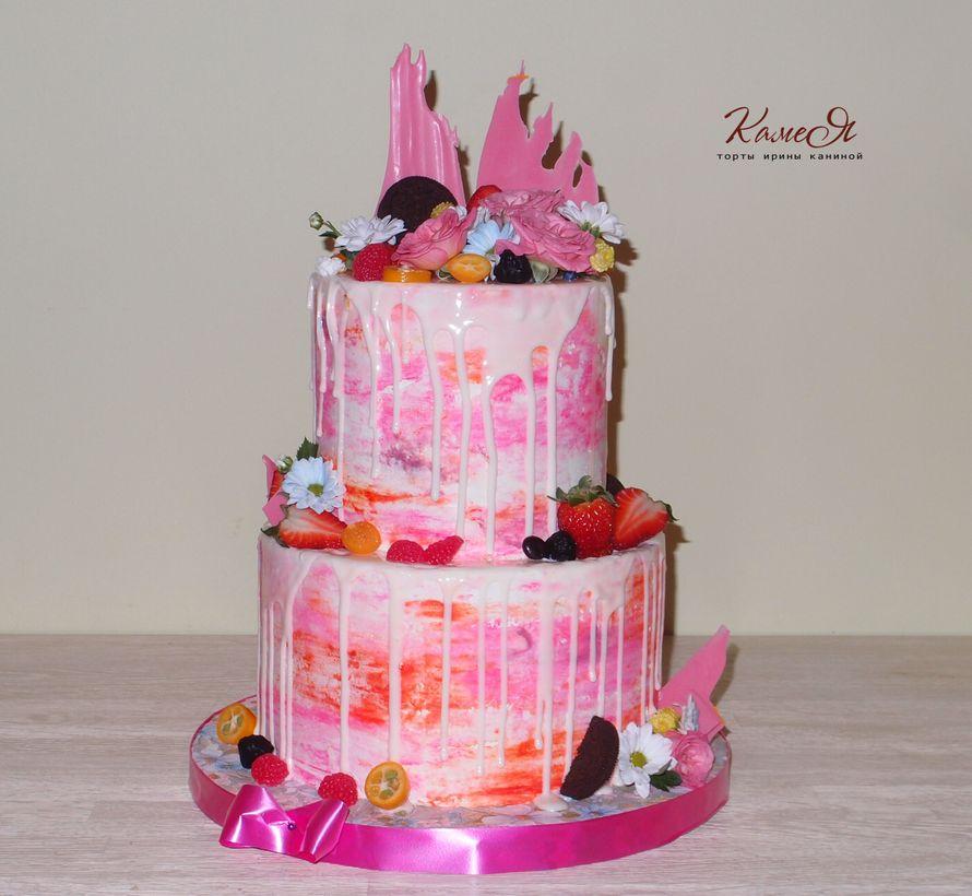 """Фото 11924774 в коллекции торты без мастики..кексы, пирожные, десерты, фигурки.. - """"Камея"""" - торты Ирины Каниной"""