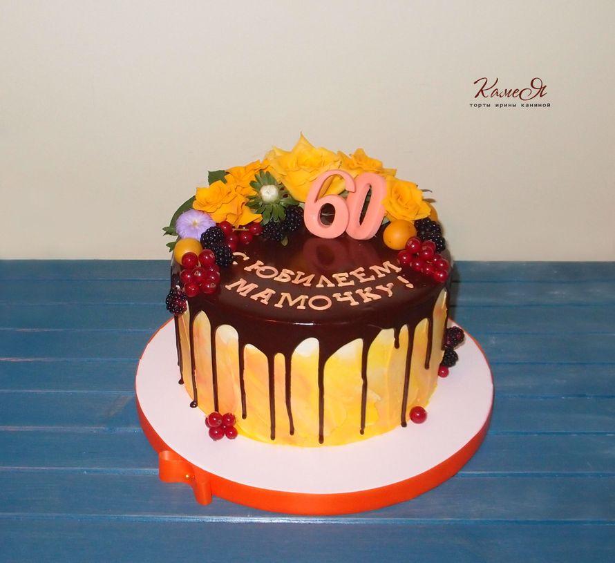 """Фото 11924794 в коллекции торты без мастики..кексы, пирожные, десерты, фигурки.. - """"Камея"""" - торты Ирины Каниной"""