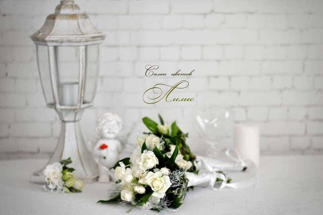 Фото 5652476 в коллекции Букет для подружки невесты - Лилис - салон флористики