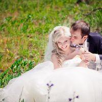 Свадьба Кристины и Миши