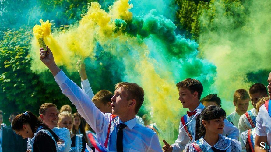Цветной Дым в Оренбурге. - фото 5674159 Цветной дым Оренбург - OrenDym