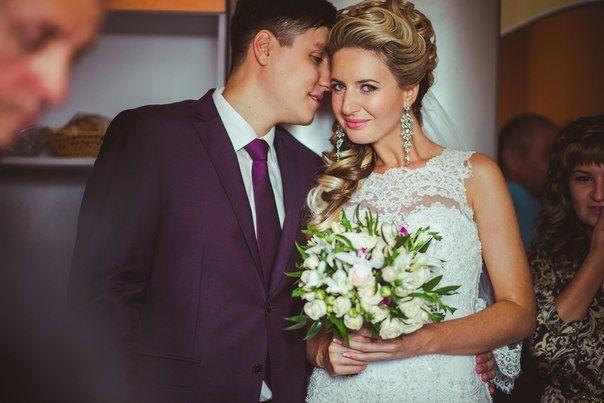 Фото 5679927 в коллекции Свадебные прически - Парикмахер-стилист Валерия Февралёва