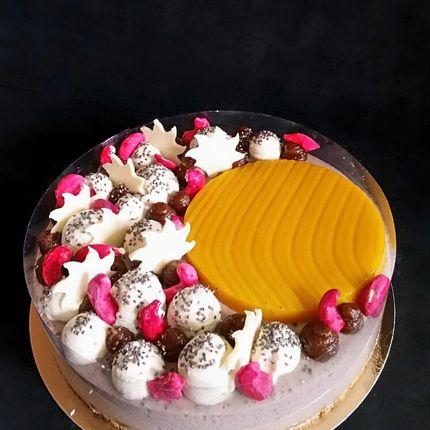 Веганский торт Bombay Bazaar