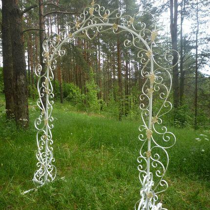 Авторская свадебная арка - прокат на 1 сутки