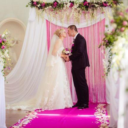 Организация свадьбы + выездная регистрация