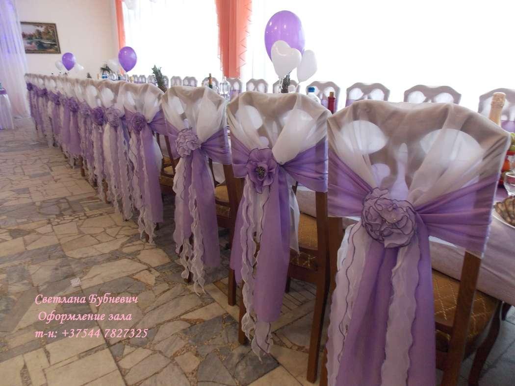Фото 5725421 в коллекции Оформление в фиолетовом цвете - Декор-студия Светланы Бубневич