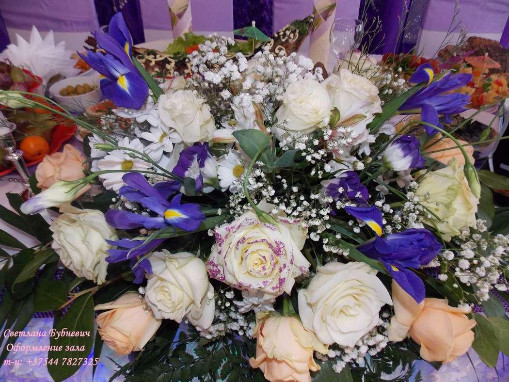 Фото 5725425 в коллекции Оформление в фиолетовом цвете - Декор-студия Светланы Бубневич