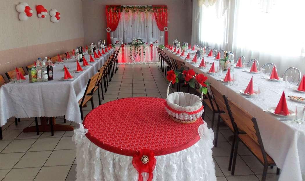 Гальшаны, оформление в красном - фото 15793202 Декор-студия Светланы Бубневич