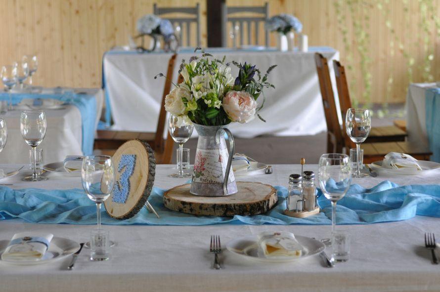 Фото 503802 в коллекции Свадьба под деревом - Анна Рыбалко - свадебный дизайнер