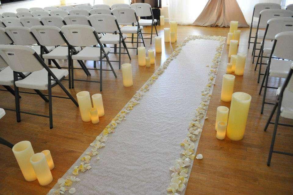 Фото 5746553 в коллекции Свечи. Примеры оформления - Smart hands studio - свадебное оформление