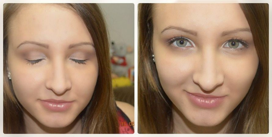 дневной макияж - фото 5752435 Визажист Васильева Кристина