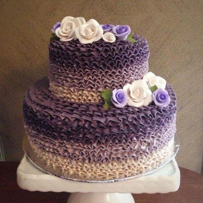 Торт из сливок фото