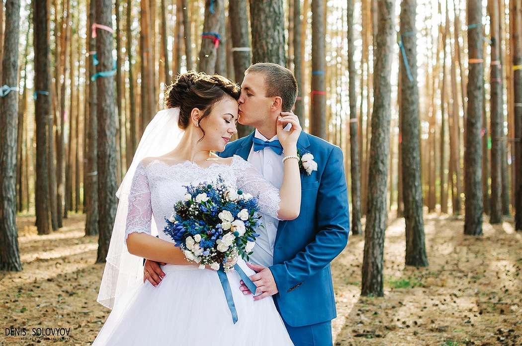 Фото 8051426 в коллекции Свадебное фото - Фотограф Денис Соловьёв