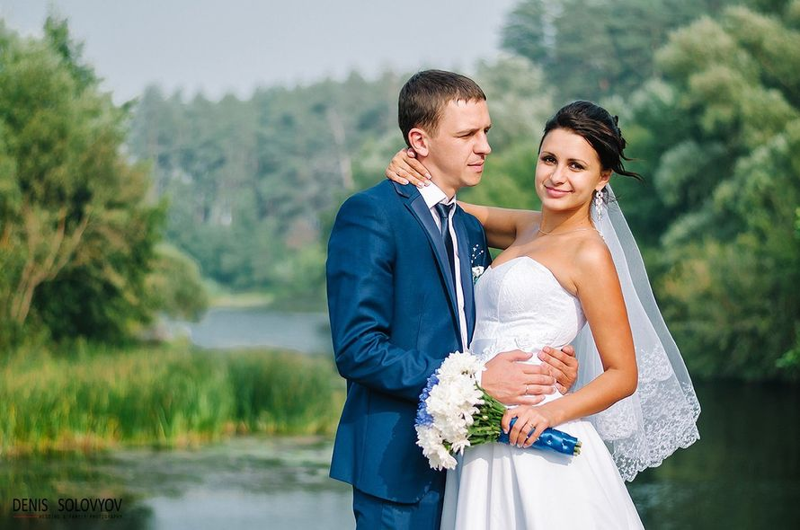 Фото 8051456 в коллекции Свадебное фото - Фотограф Денис Соловьёв