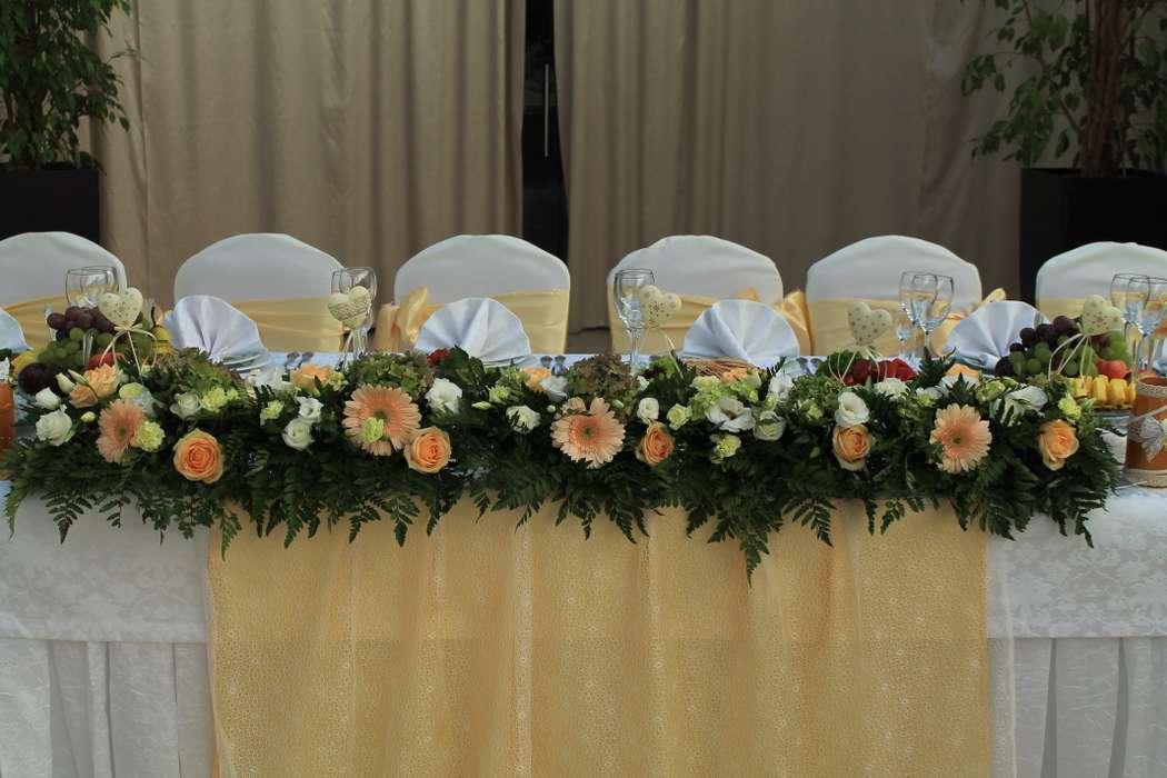 Фото 5800058 в коллекции оформлення весіль - Студія весільноі флористики Flor