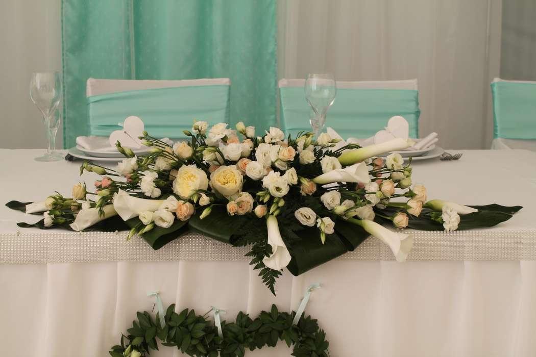 Фото 5800068 в коллекции оформлення весіль - Студія весільноі флористики Flor