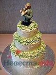 Фото 2986 в коллекции Фигурки на торт