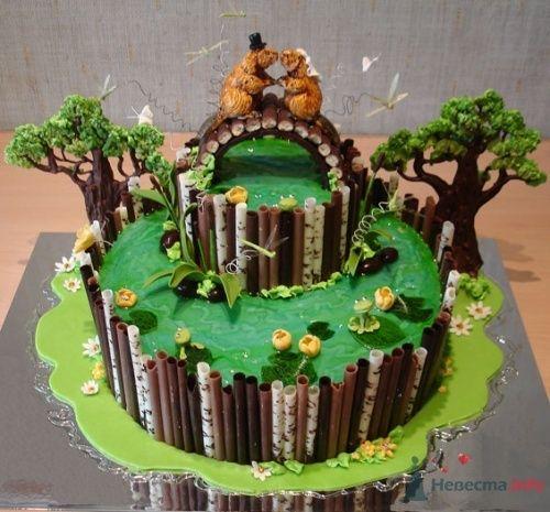 Фото 2989 в коллекции Фигурки на торт