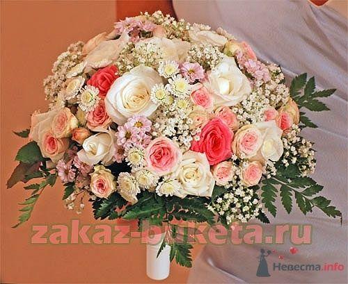 Фото 3835 в коллекции Букет невесты