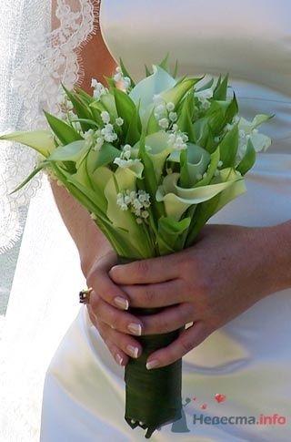 Фото 3877 в коллекции Букет невесты - leshechka