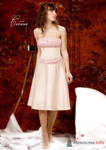Фото 4163 в коллекции Вечерние платья - leshechka