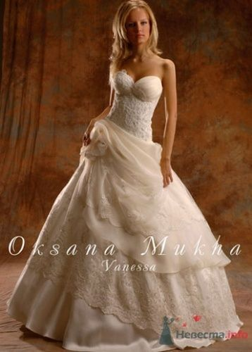 Фото 4218 в коллекции Свадебные платья - leshechka