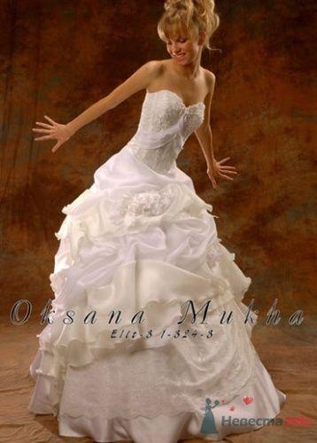 Фото 4219 в коллекции Свадебные платья - leshechka