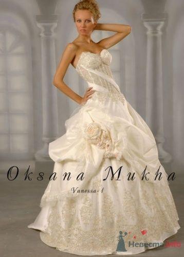 Фото 4222 в коллекции Свадебные платья - leshechka
