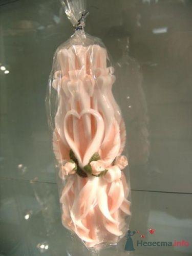 Фото 4610 в коллекции Свадебные свечи