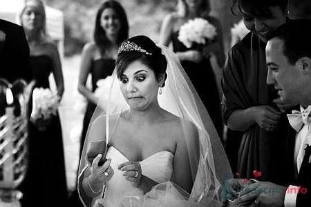 Фото 5408 в коллекции Свадебные курьезы - leshechka