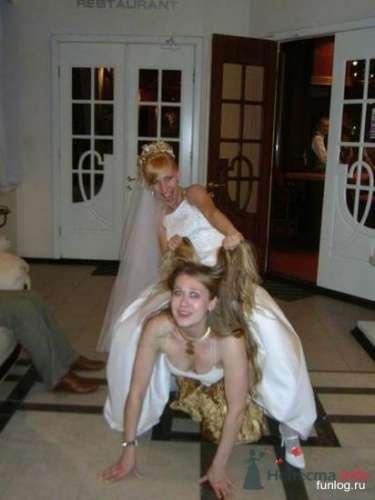 Фото 5544 в коллекции Свадебные курьезы - leshechka