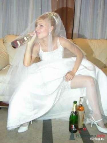 Фото 5545 в коллекции Свадебные курьезы - leshechka