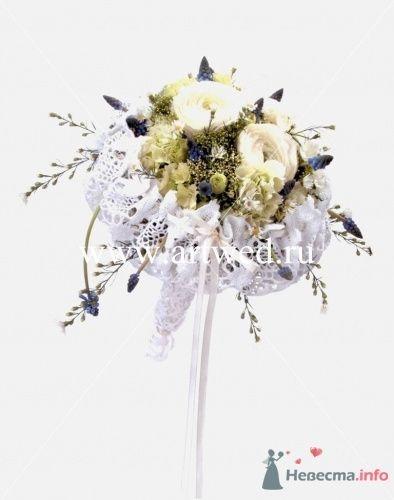 Фото 6495 в коллекции Букет невесты - leshechka