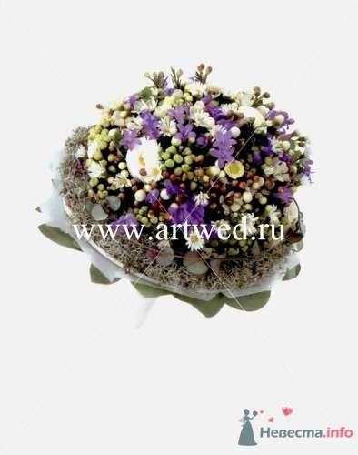 Фото 6496 в коллекции Букет невесты - leshechka