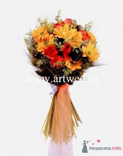 Фото 6499 в коллекции Букет невесты - leshechka