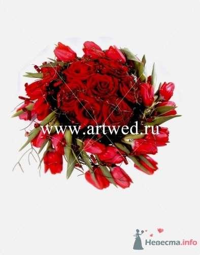 Фото 6514 в коллекции Букет невесты - leshechka