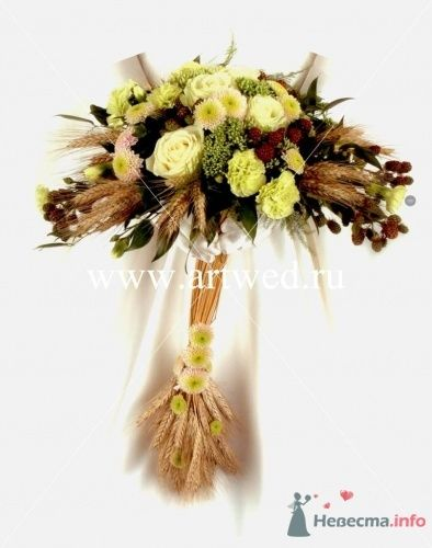 Фото 6545 в коллекции Букет невесты - leshechka